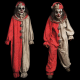 COTTON CLOWN COSTUME