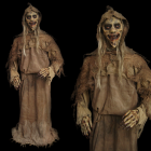 FULL-SIZE WITCH FIGURE