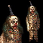 CHILD-SIZE CLOWN FIGURE
