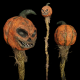 PUMPKIN WALKING STICK
